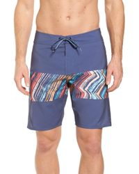 Volcom - Macaw Mod Board Shorts - Lyst