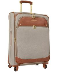 """Tommy Bahama Boracay 25"""" Expandable Spinner - Brown"""