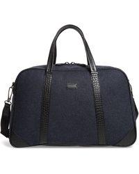Ted Baker Masher Bowling Bag - Blue