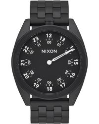 Nixon - Men's Genesis Watch, 43mm - Lyst
