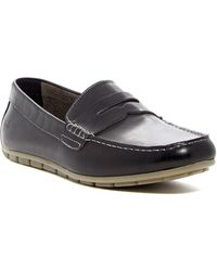Born - Andes Leather Penny Loafer - Lyst