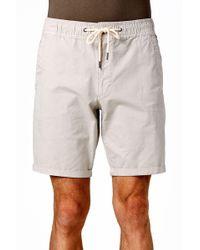 7 Diamonds - Carrera Trim Fit Shorts - Lyst