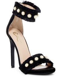 Elegant Footwear Adira Ankle Strap Sandal