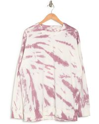 Threads For Thought Cathy Firecracker Tie-dye Pullover Sweatshirt - Multicolor
