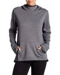 Nike - Mock Neck Pullover - Lyst