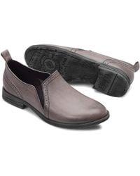Born Fable Leather Flat mUwYsr