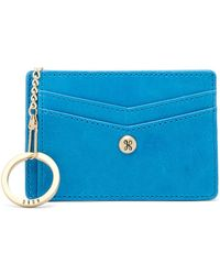 Hobo - Simi Leather Card Case - Lyst