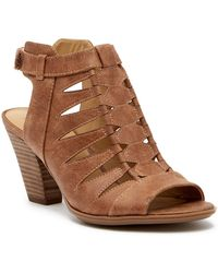 Naturalizer - Talan Ankle Strap Mule - Lyst