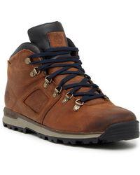 Timberland - Scramble Mid Leather Waterproof Boot - Lyst