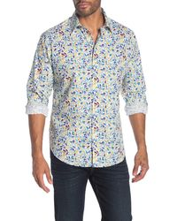 Robert Graham - Capouano Long Sleeve Classic Fit Shirt - Lyst