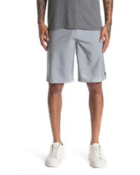 Rip Curl Global Entry Boardwalk Shorts - Grey