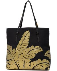 Foley + Corinna - Palm Canvas Tote - Lyst
