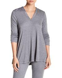 Natori - Speckled Interlock Shirt - Lyst