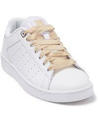 K-swiss Clean Court Cmf Sneaker - White
