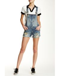 Pistola - Distressed Overall - Lyst