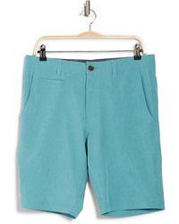 7 Diamonds Velocity Hybrid Shorts - Blue