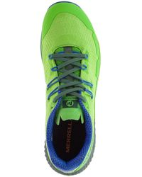 Merrell Agility Peak Flex 3 Sneaker - Green