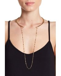 Vince Camuto - Tension Hinge Collar - Lyst