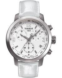 Tissot - Women's T-wave Round Bracelet Watch, 28mm - Lyst