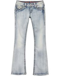 Rock Revival Bootcut Jeans - Blue