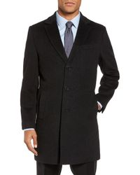 Sand - Wool & Cashmere Topcoat - Lyst