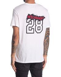 Zadig & Voltaire Nba Chicago Bulls T-shirt - White