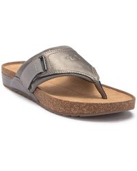 Easy Spirit - Peony Thong Sandal - Wide Width Available - Lyst