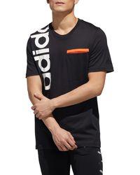 adidas New Authentic T-shirt - Black