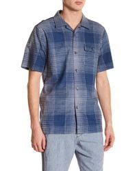 Tommy Bahama - Orinoco Ombre Silk Plaid Button Down Original Fit Shirt - Lyst