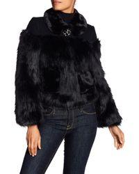 Marc Jacobs - Faux Fur Jacket - Lyst