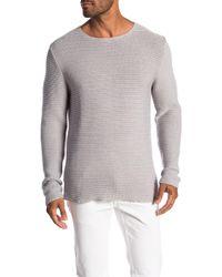 Neuw Johnny Knit Sweater - Gray