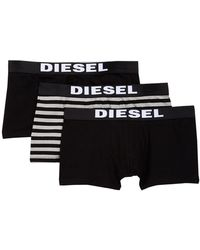 DIESEL - Rocco Boxer Trunk - Pack Of 3 - Lyst