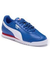 b9a27db867a Lyst - Puma Match Lo Basic Sports Shoes Size 9.5 for Men