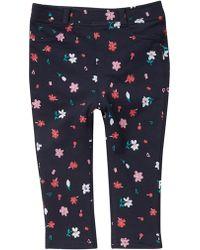 Joe Fresh - Cozy Printed Pants (baby Girls) - Lyst