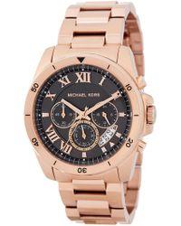 MICHAEL Michael Kors - Women's Brecken Bracelet Watch - Lyst