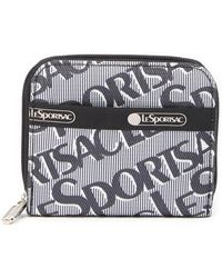 LeSportsac - Taylor Zip Around Wallet - Lyst