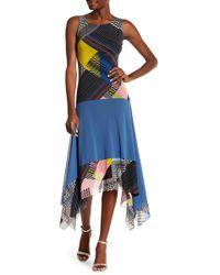 Petit Pois - Neptune Handkerchief Dress - Lyst