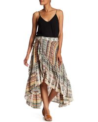 Raga - Santa Cruz Wrap Skirt - Lyst