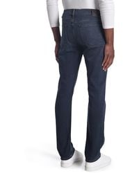 PAIGE Federal Slim Straight Jeans - Blue