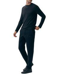 bldwn Ridge Merino Wool Pants - Blue