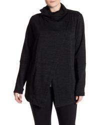 Zella - Elevate Me Wrap Jacket (plus Size) - Lyst