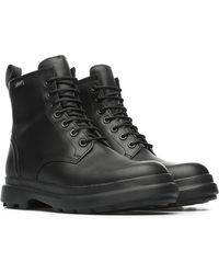 Camper - Turtle Laced Boot - Lyst