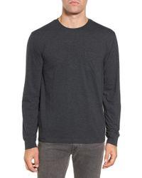 Grayers - Drake Pocket T-shirt - Lyst