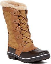Jambu - Lorna Faux Fur Lined Boot - Lyst