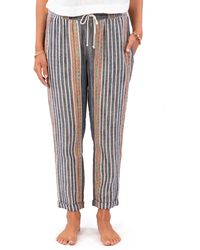 Rip Curl Baja Stripe Pant - Multicolor