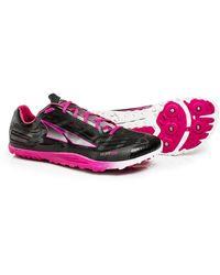 Altra Golden Spike Running Sneaker - Pink