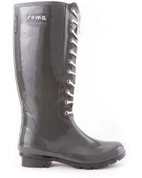Roma - Opinca Waterproof Rain Boot - Lyst