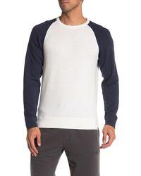 Jason Scott Perry Raglan T-shirt - Multicolor