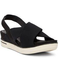 Eileen Fisher | Spa Sport Platform Sandal | Lyst
