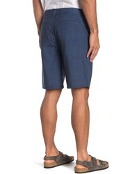 Hurley Benton Stretch Hybrid Walk Shorts - Blue